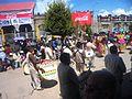 Banda Boliviana en Puno.JPG