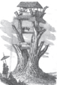 Bandula's lookout tree at Danubyu.png