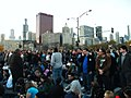 Barack Obama Rally in Grant Park November 4, 2008 (3005063371).jpg