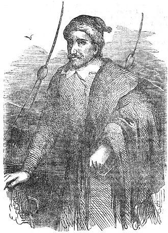 Hayreddin Barbarossa - Admiral of the fleet Hayreddin Barbarossa