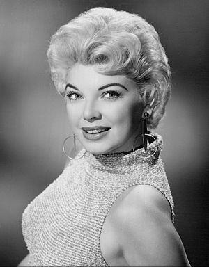 Barbara Nichols - in 1956