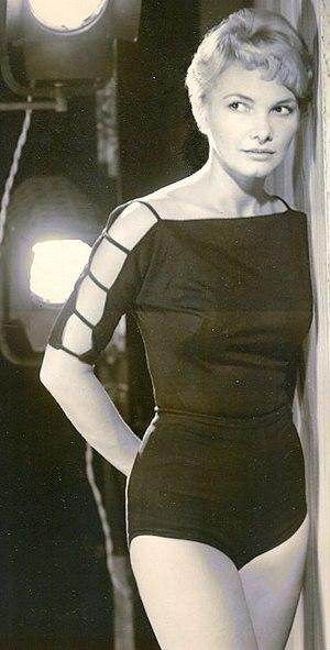 Barbara Loden - Barbara Loden in 1958.