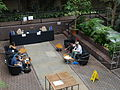 Barbican conservatory at 12-10pm on Friday of Wikimania 2014 01.jpg
