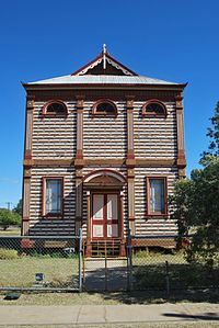 Barcaldine Masonic Temple, 2010.jpg
