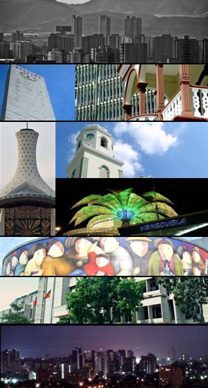 Barquisimeto - Image: Barquisimeto Collage