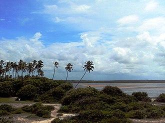 Environmental protection area (Brazil) - Barra do Rio Mamanguape Environmental Protection Area