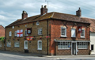 Barrowby - The White Swan, Barrowby