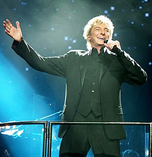 Barry Manilow American musician