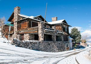 National Register of Historic Places listings in Nye County, Nevada - Image: Bartlett House