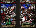 Bartolomeo di pietro e mariotto di nardo, vetrata del presbiterio di s. domenico a perugia, 07.jpg