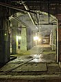 Basement corridor in shut down paper mill.jpg