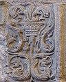 Basilique Saint-Sauveur de Dinan (Côtes d'Armor), chapelle axiale, panneau renaissance, candelabre.jpg