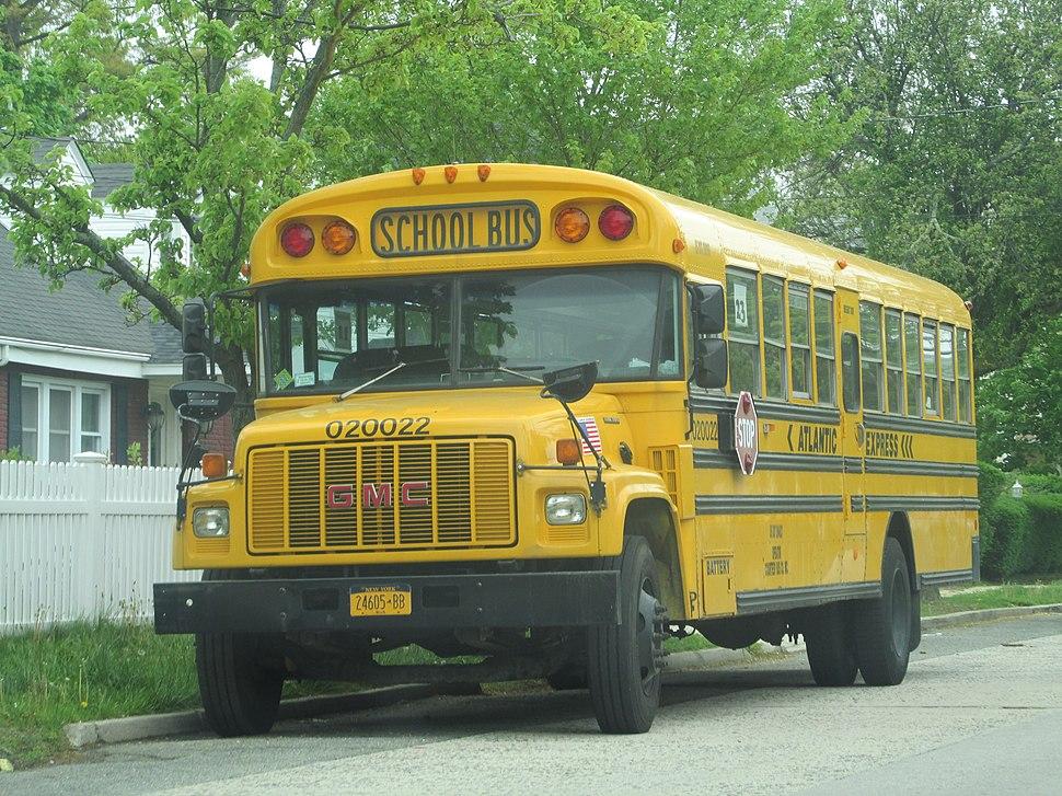 Baumann Bus Company 020022