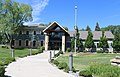 Bayfield, Colorado town hall.JPG
