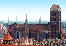 Image illustrative de l'article Église Sainte-Marie (Gdańsk)