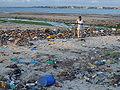 Beach at Msasani Bay, Dar es Salaam, Tanzania.JPG