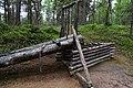 Bear trap, Siida Museum, Inari, Finland (1) (36289274380).jpg