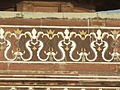 Beautiful piece of Art in Taj Mahal.JPG