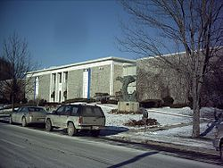 Beaverbrook Art Gallery.JPG