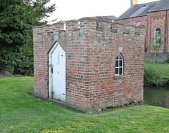 Bedale Medicinal Leech House, North Yorkshire - the frontage.jpg