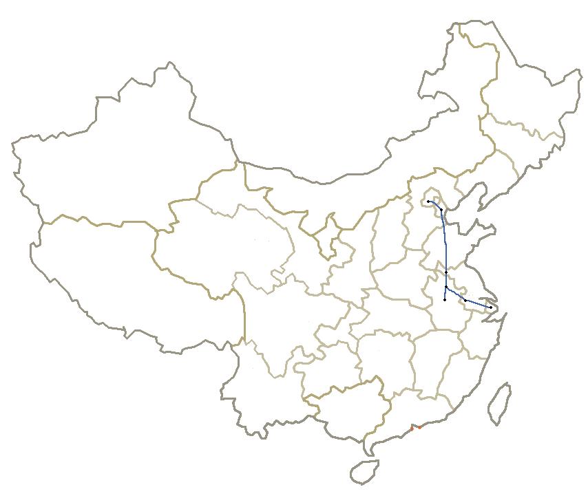 Beijing-Shanghai Line