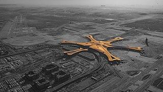 Beijing Daxing International Airport Beijings second international airport