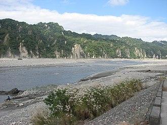 Beinan River - Image: Beinan River