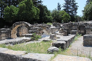 Beit Shearim (Roman-era Jewish village) Roman-era ruin in Lower Galilee