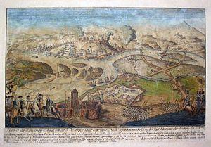 Siege of Belgrade (1789) - Siege of Belgrade in 1789