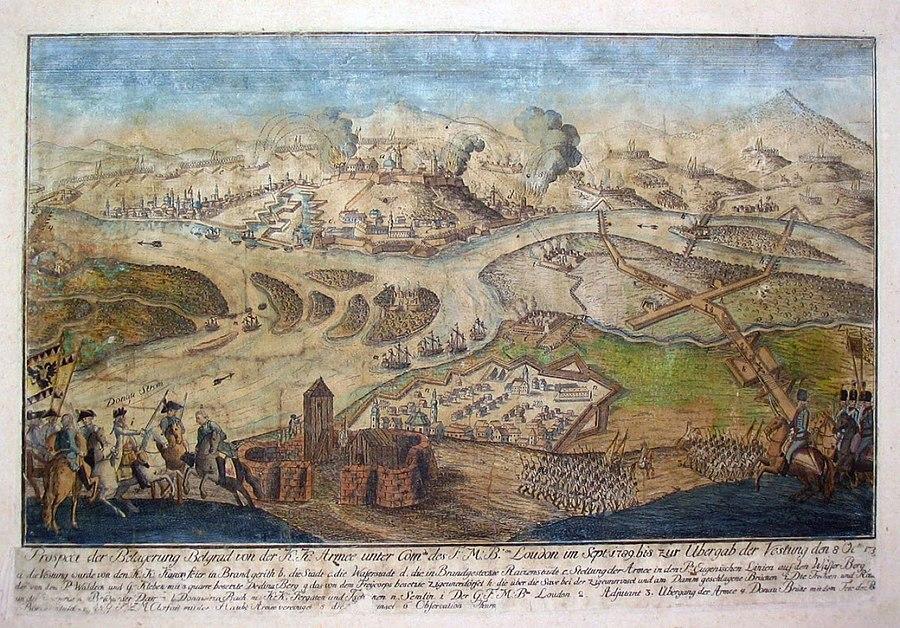 Siege of Belgrade (1789)