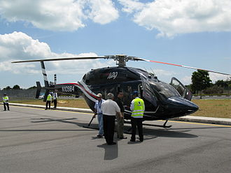 Bell 429 GlobalRanger - Bell 429 at the Singapore Air Show 2010