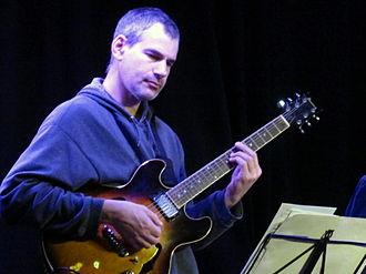 Jazz guitarist -  Ben Monder Ben Monder,Le Moulin à Jazz (France) 2011