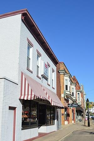 Reading, Ohio - Benson Street downtown