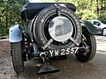 Bentley 4½ Litre - Back side - 20090924.jpg