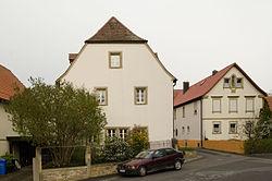 Bergtheim, Dipbach, Kirchplatz 5, 001.jpg