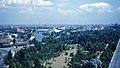 Berlin - Northeast from Siegessäule (1963) (10863433564).jpg