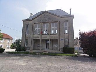 Berry-au-Bac - Town hall