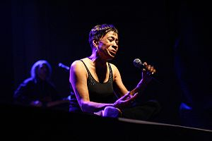 Bettye LaVette - LaVette performing in Leuven, Belgium, in 2006