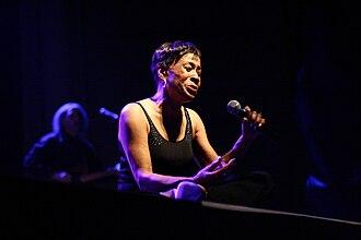 Bettye LaVette - LaVette performing in Leuven, Belgium, in 2006
