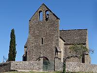 Beynac-et-Cazenac - Église Saint-Martial de Cazenac -02.JPG