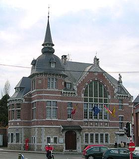 Beyne-Heusay Municipality in French Community, Belgium