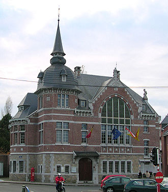 Beyne-Heusay - Image: Beyne Heusay Rathaus