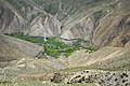 Bhijer is oasis in the valley Yamchho Khola. - panoramio.jpg