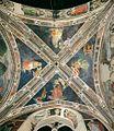 Bicci di Lorenzo, Florence, San Francesco, Four Evangelists 01.jpg