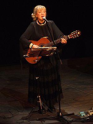 Zhanna Bichevskaya - At a concert in 2006