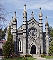 Bigelow Chapel, Mount Auburn Cemetery - oblique.JPG