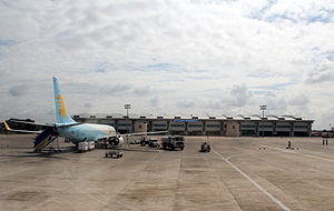 Biju Patnaik International Airport - Terminal T1 Airside