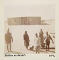 Bild från familjen von Hallwyls resa genom Egypten och Sudan, 5 november 1900 – 29 mars 1901 - Hallwylska museet - 91673.tif