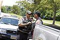 Bilderberg protest 2012 at Marriot Westfields Chantilly VA. (7332443412).jpg