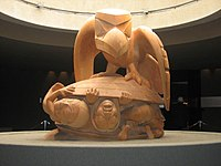Image result for Sculpture by Bill Read at Museum of Anthropology